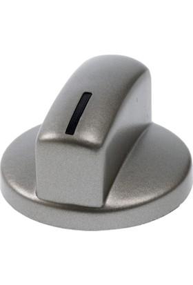 KG-Part Bosch Set Üstü Fırın Düğmesi Gri