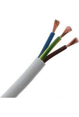 TTR(CCA) 3X0,75 Kablo