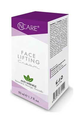 Ncare Face Lifting Krem