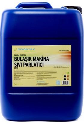 Divortex Endüstriyel Bulaşık Makinası Sıvı Parlatıcı 20 kg