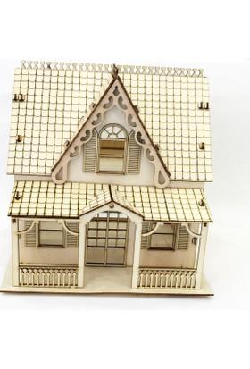 Wooden Age Ahşap Bebek Evleri Serisi 3