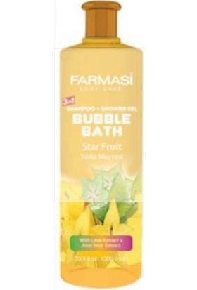 Farmasi Bubble Bath Limon ve Aloe Vera