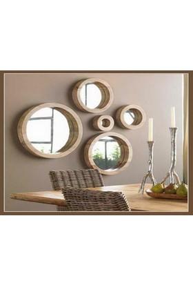 Atölye Galata Dekoratif Ayna Takımı