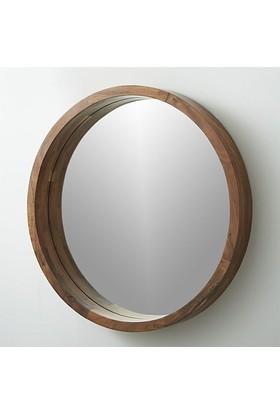 Atölye Galata Dekoratif Yuvarlak Ayna