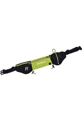 Romix Spor Bel Çantası- Yeşil