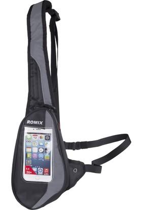 Romix Omuz Takım Çantası- Siyah