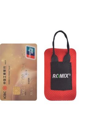 Romix Katlanabilir ve Taşınabilir Battaniye (S)70cmx110cm- Siyah