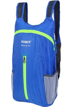Romix Seyahat Çantası- Mavi