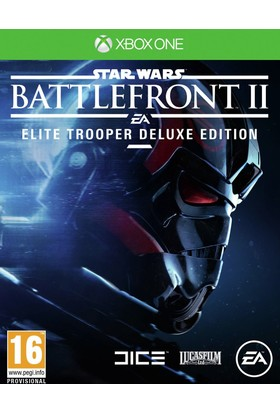 Star Wars Battlefront II Deluxe Edition Xbox One