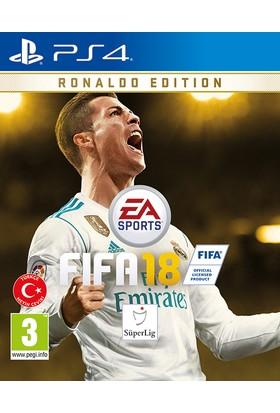 Ps4 Fıfa 18 Ronaldo Edıtıon