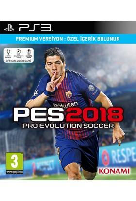 Psx3 Pes 2018 Premium Edition