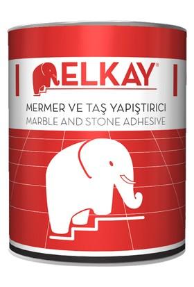 Elkay Şeffaf Mermer Ve Taş Yapıştırıcı - 800Gr