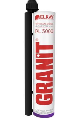 Granit Kimyasal Dübel - 345Ml - Polyester Esaslı