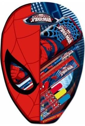 Marvel Spider Man Lisanslı Kırtasiye Seti - Örümcek Adam 6'lı Set