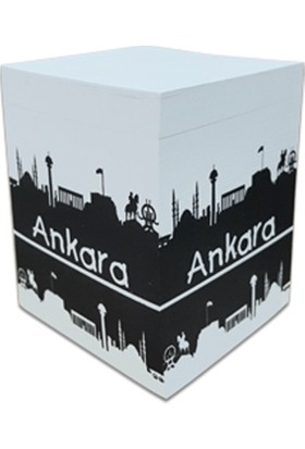 Direktal Bloknot-Ankara-Küp Notluk