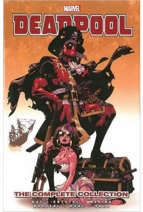 Marvel Comics Deadpool - The Complete Collection Vol.2 İngilizce Çizgi Roman