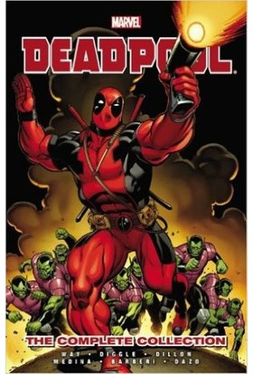 Marvel Comics Deadpool - The Complete Collection Vol.1 İngilizce Çizgi Roman
