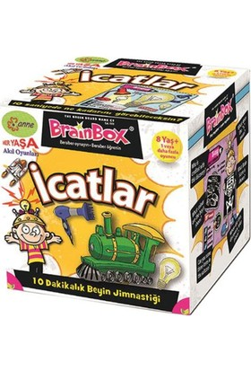 Thinkfun Brainbox İcatlar Eğitici Oyun