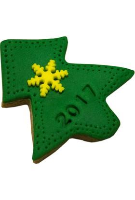 Enfes Şeyler Yeni Yıl Temalı Şeker Hamurlu Kurabiye