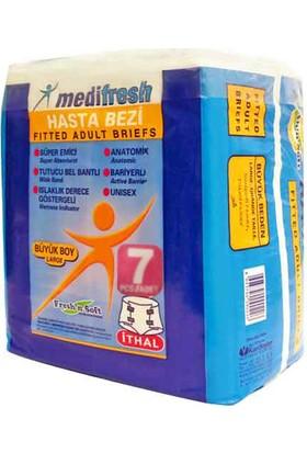 Medifresh Yetişkin Alt Bezi Large 7 Li