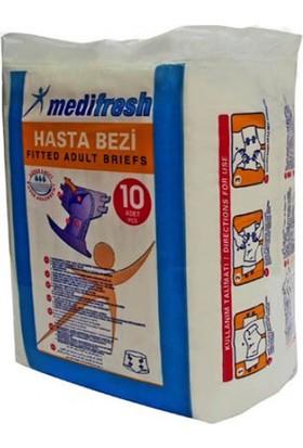 Medifresh Belbantlı Hasta Bezi Medıum 10 Lu
