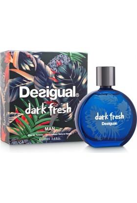 Desigual Dark Fresh Edt 100Ml Erkek Parfüm