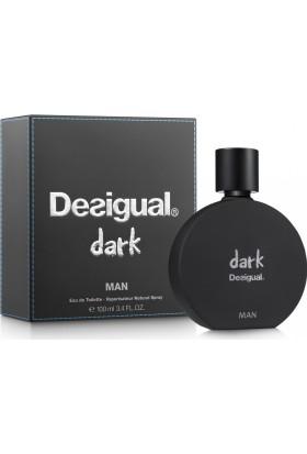 Desigual Dark Edt 100Ml Erkek Parfüm