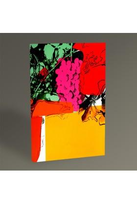 Tablo 360 - Andy Warhol Grapes Tablo 30x20