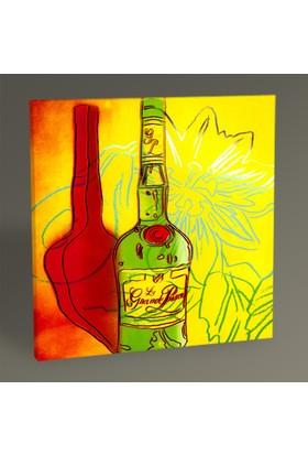 Tablo 360 - Andy Warhol Campbell's Çorbası Tablo 30X30