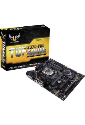 Asus TUF Z370-PRO Gaming Intel Z370 4000MHz(OC) DDR4 LGA 1151 USB 3.1 ATX Anakart