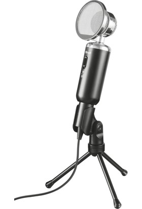 Trust 21672 Madell Masaüstü Mikrofon