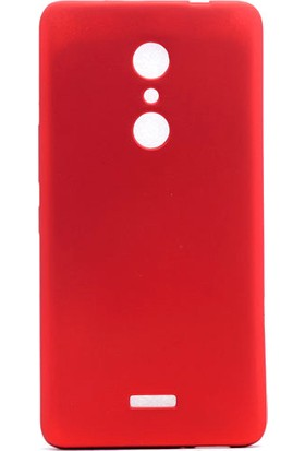 happyshop Alcatel A3 XL Kılıf Ultra İnce Mat Silikon+Cam Ekran Koruyucu