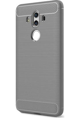 happyshop Huawei Mate 10 Pro Kılıf Ultra Korumalı Room Silikon+Cam Ekran Koruyucu