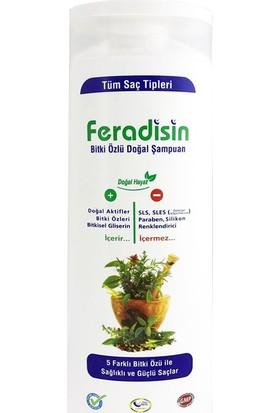 Feradisin Doğal Şampuan 400ml