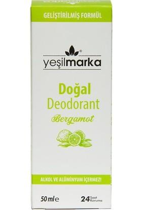 Yeşilmarka Doğal Roll On Deodorant - Bergamot