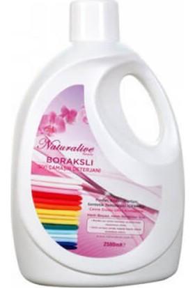 Naturalive Sıvı Çamaşır Deterjanı 2.5 Lt