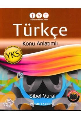 Palme Yks Tyt Türkçe Konu Anlatımlı