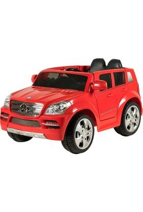 RollPlay Mercedes Uzaktan Kumandalı Akülü Araba 12 V - Kırmızı