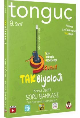 Tonguç Akademi Yayınları 9. Sınıf Tak Biyoloji Konu Özetli Soru Bankası