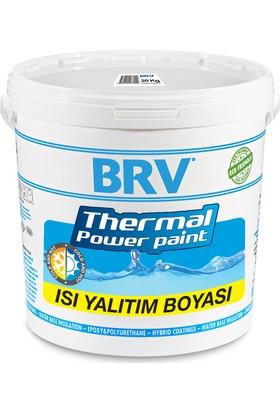 Brv Thermal Power Paınt - Enerji Tasarrufu Sağlayan İç Ve Dış Cephe Isı Yalıtım Boyası 18lt
