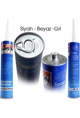 Dayson Mastik 280Ml Siyah Beyaz Gri