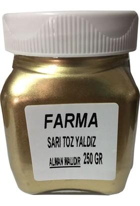 Altın Toz Yaldız Varak Boya 250 Gr