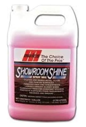 Malco Showroom Shine (Hızlı Temizleme Ve Yüzey Parlatma Cilası) 3,78Lt