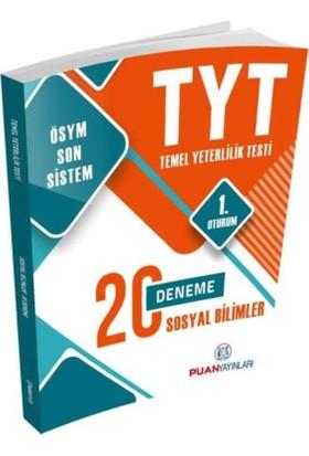 Puan Yayınları Yks Tyt Sosyal Bilimler 20 Deneme 1. Oturum