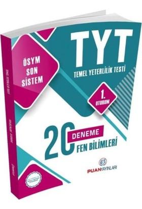 Puan Yayınları Yks Tyt Fen Bilimleri 20 Deneme 1. Oturum