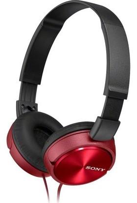 Sony MDR-ZX310APR Kulaküstü Kırmızı Kulaklık