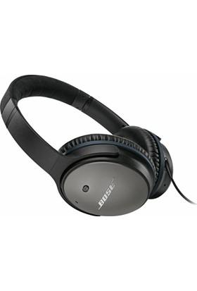 Bose® Quietcomfort® 25 Acoustic Noise Cancelling® Kulaklıklar Siyah