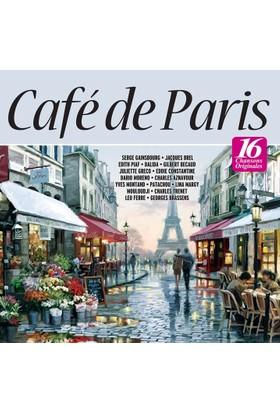 Cafe De Paris LP 180gr - Various Artists