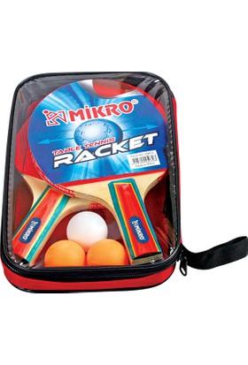 Mikro Raket Set İkili Çantalı 25613