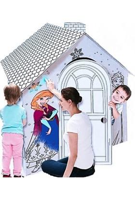 Sarp Disney Frozen Boyanabilir Oyun Evi